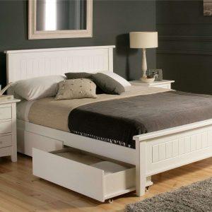 Giường ngủ có hộc kéo:
