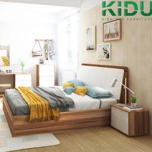 Giường ngủ kiểu chuẩn tại Kiến duy