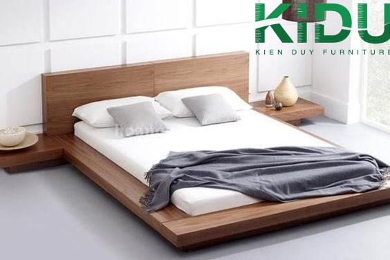 Giường ngủ GKN-0015