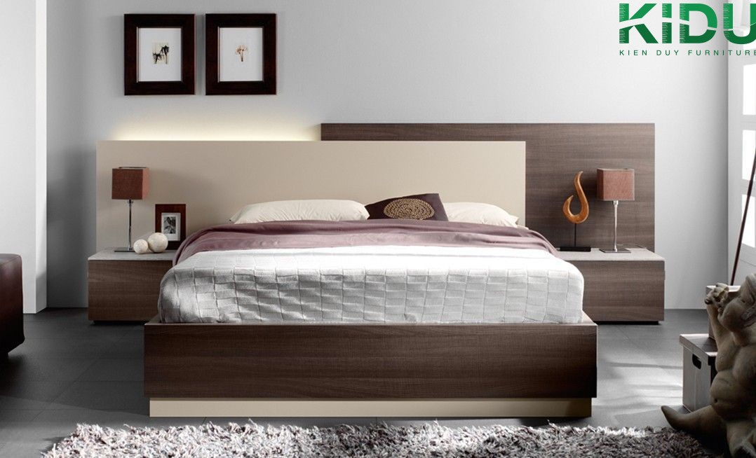 Giường ngủ GKN-0026