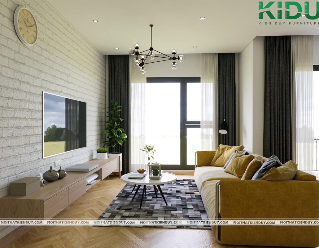 Khung cửa kính giúp lấy ánh sáng tự nhiên vào phòng