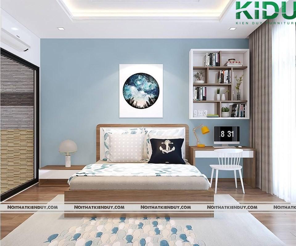 Nội Thất Kiến Duy mang lại sự tiện nghi và không gian thư giãn cho phòng ngủ
