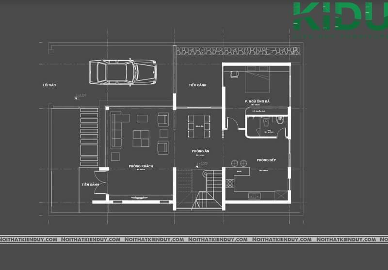 Bản vẽ chi tiết cho từng căn hộ