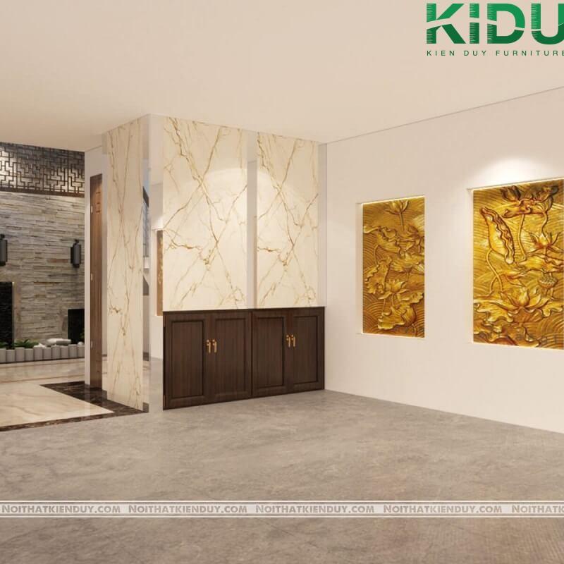 Mẫu thiết kế nội thất tại Kiến Duy