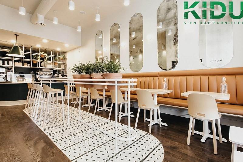 Công ty chuyên thiết kế nội thất nhà hàng 3