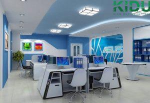 Thiết kế văn phòng tại Kiến Duy