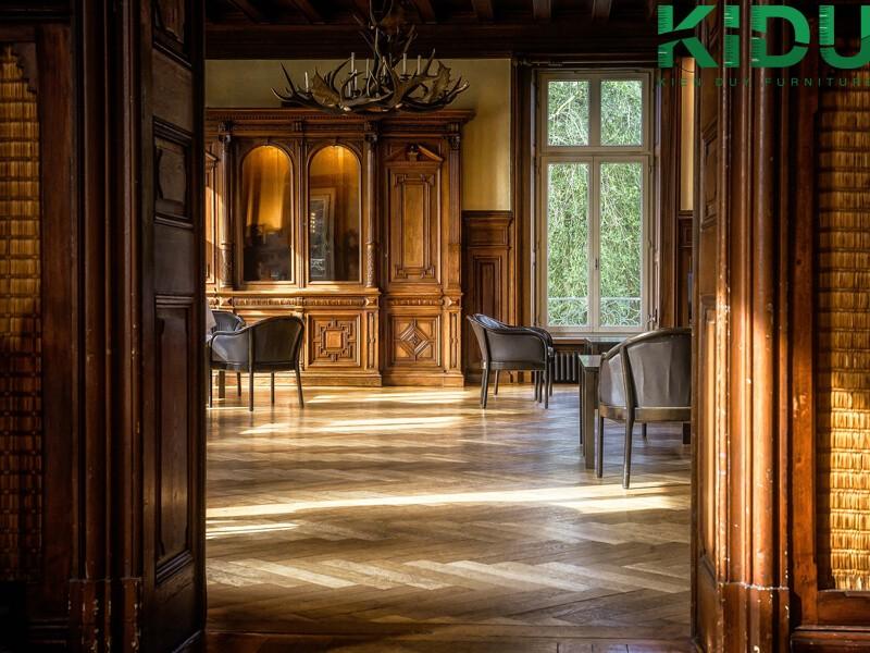 Ngôi nhà được thiết kế nổi bật