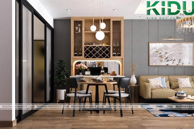 có nên thuê thiết kế nội thất chung cư 5