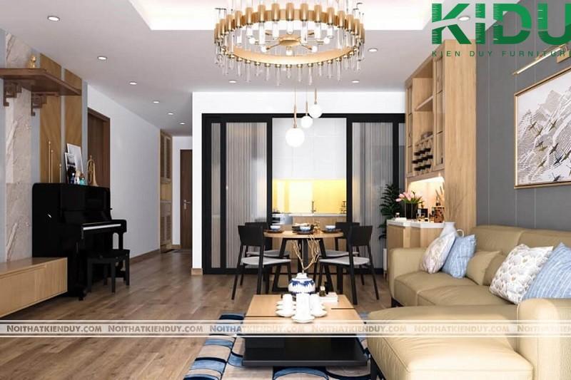 có nên thuê thiết kế nội thất chung cư 6