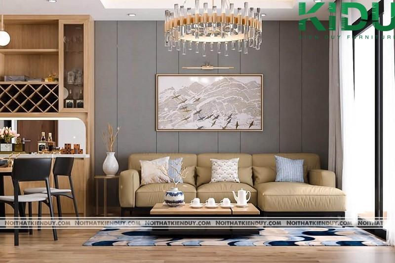 có nên thuê thiết kế nội thất chung cư 7