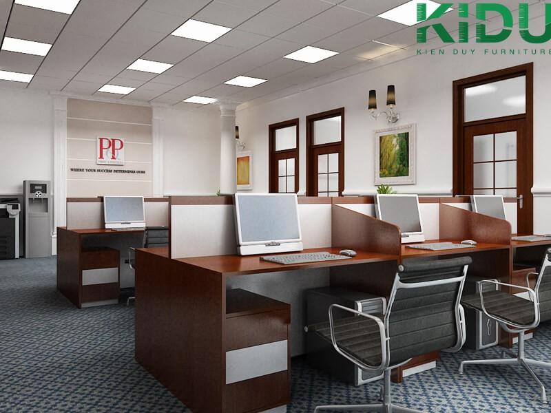 Các bước thiết kế và thi công văn phòng tại Quy Nhơn