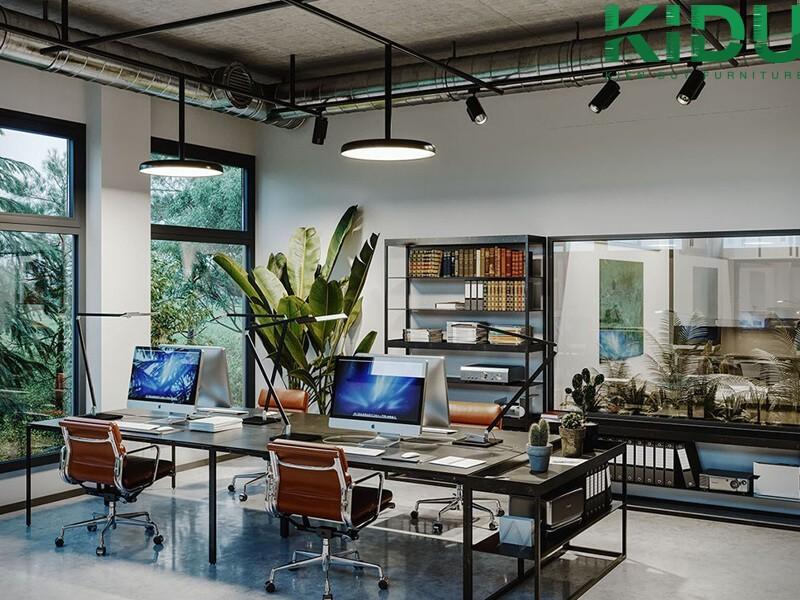 hình ảnh Công ty thiết kế và thi công văn phòng tại Quy Nhơn uy tín, giá rẻ