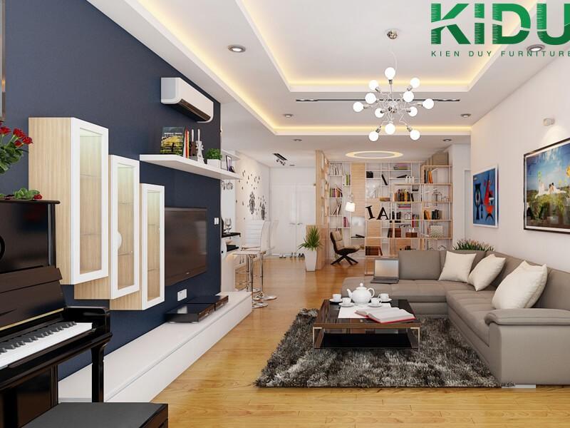 Lưu ý về đơn vị cho thuê thiết kế nội thất