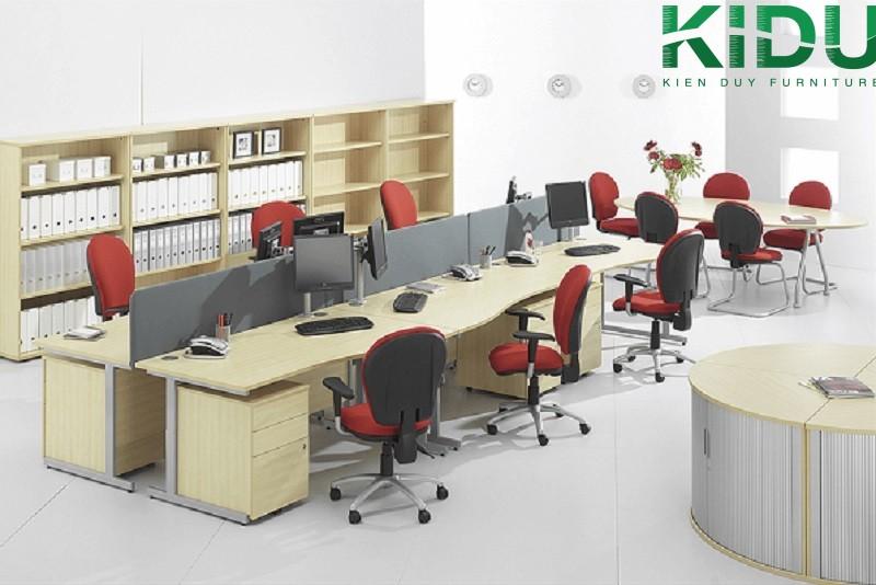 Mẫu thiết kế văn phòng làm việc nhỏ 11