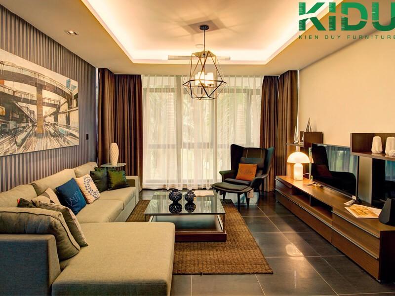 Các chú ý trong quá trình thiết kế nội thất căn hộ chung cư