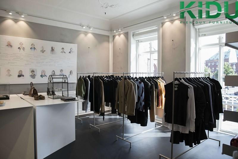 Thi công thiết kế shop quần áo thời trang 5