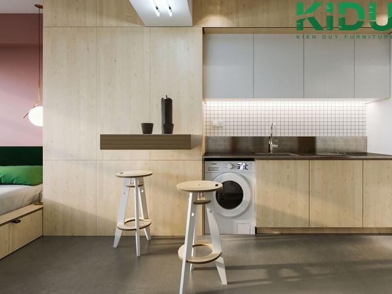 Thiết kế nội thất dành cho nhà nhỏ theo phong cách tối giản