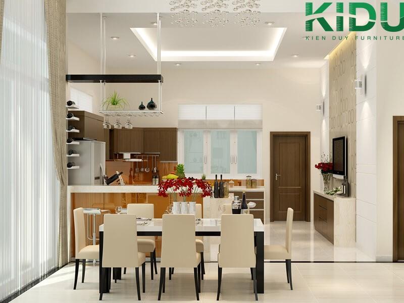 Thiết kế nội thất cho những căn nhà nhỏ