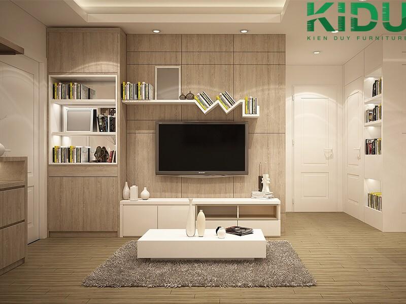 thiết kế thi công nội thất nhà trọn gói 4