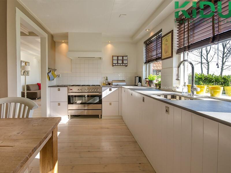 thiết kế nội thất phòng bếp hiện đại 4