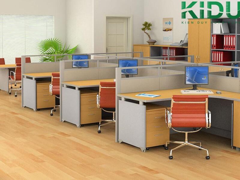 Thiết kế nội thất cho văn phòng theo phong cách năng động