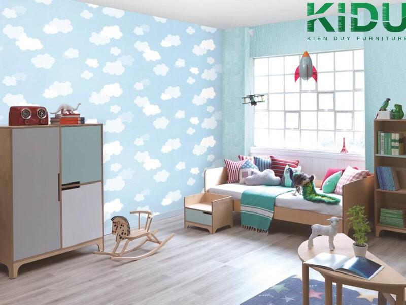 Những lưu ý cần thiết khi lựa chọn giấy dán tường trang trí cho phòng ngủ