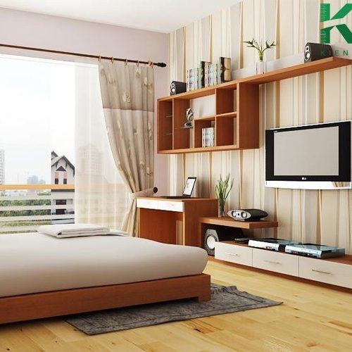 Sử dụng dồ nội thất đơn giản