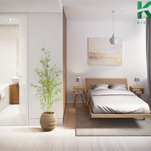 Có nên bố trí nhà vệ sinh trong phòng ngủ hay không?