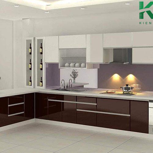 Cách bảo quản phụ kiện kim loại của tủ bếp